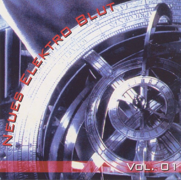 V/A Sampler - Neues Elektro Blut Vol. 01 CD (1996)