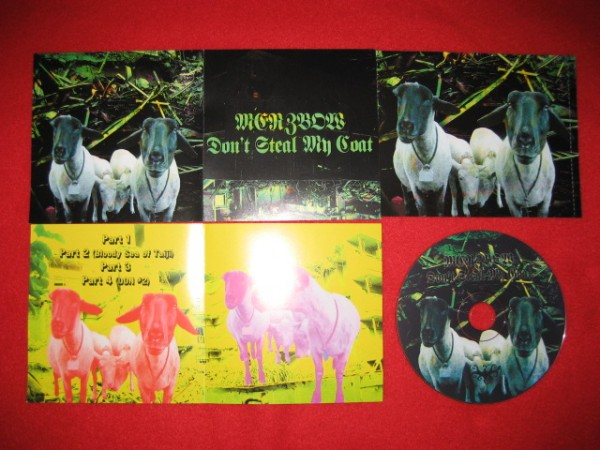 Merzbow - Don't Steal My Goat CD (Lim500)