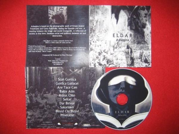 ELDAR - Adaegina CD (Lim100)