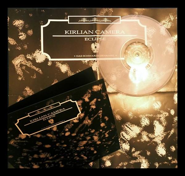 KIRLIAN CAMERA - Eclipse - Das Schwarze Denkmal LP (Lim600) 2015