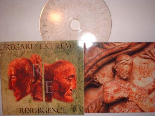 Regard Extreme - Resurgence CD (2001)
