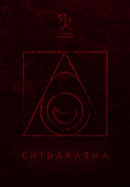 Teatro Satanico - Chidakasha CD (Lim333)