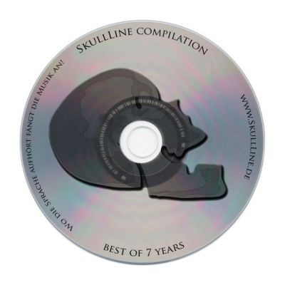 V/A SkullLine - Best of 7 years CD (Lim500)