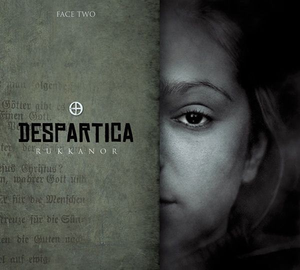 RUKKANOR - Despartica (Face Two) CD 2007