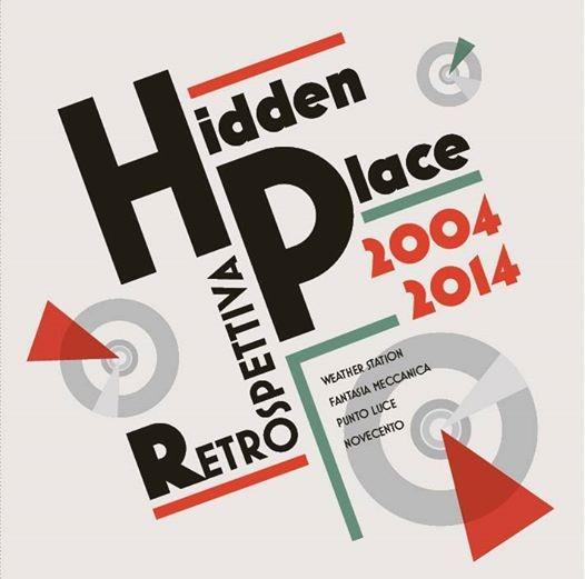 Hidden Place - Retrospettiva: 2004 - 2014 CD (Lim200)