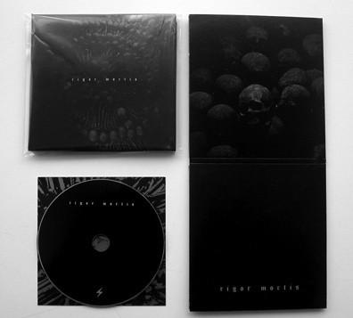 Rigor Mortis - Rigor Mortis CD (Lim200)