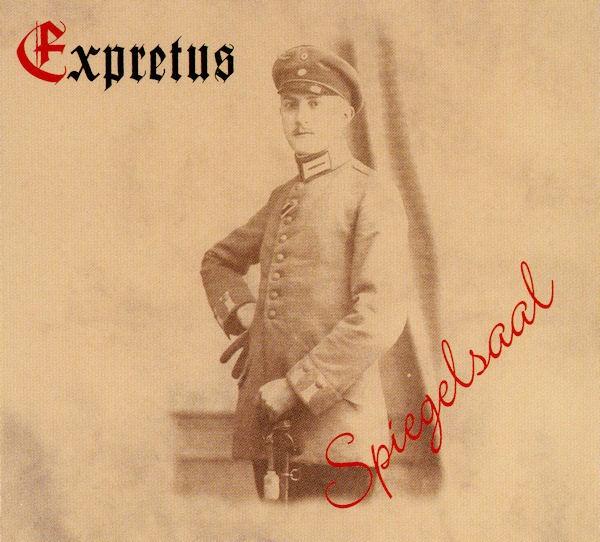 Expretus - Spiegelsaal Digipack CD 2000