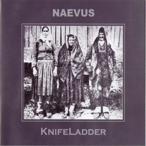 Naevus / KnifeLadder – Document Three CD (Lim500)