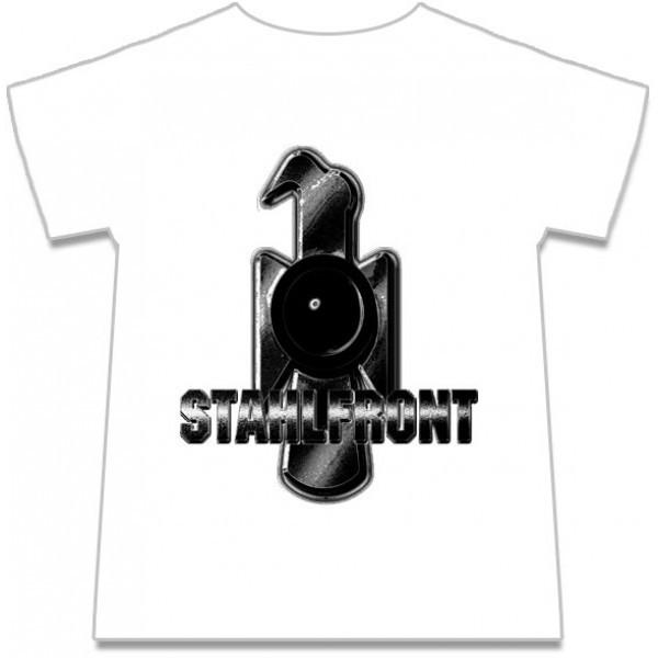 STAHLFRONT (HAUNEBU IV) - Logo SHIRT (Lim100)