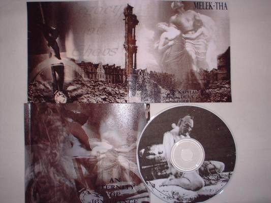 Melek-tha - Kapital De La Douleur CD (Lim100)