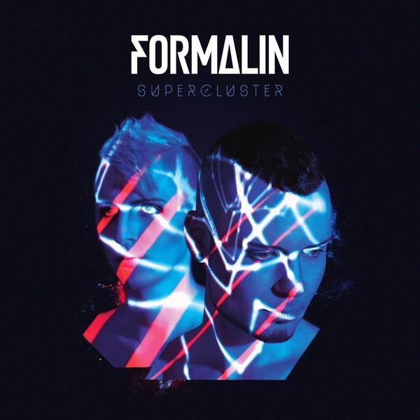 FORMALIN - Supercluster 2CD 2015