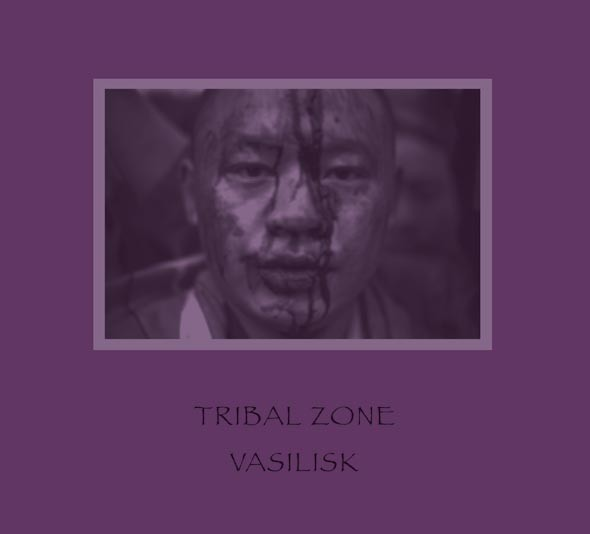 Vasilisk - Tribal Zone CD (Lim500)