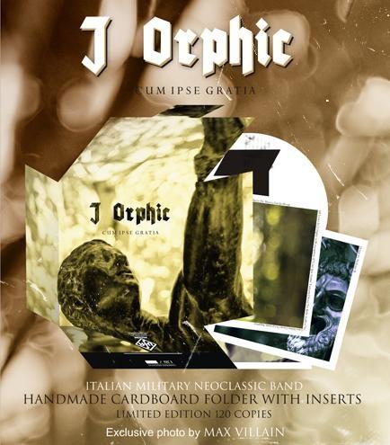 J Orphic - Cum Ipse Gratia CD (Lim120+signed)