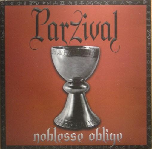 Parzival - Noblesse Oblige LP (Lim500)