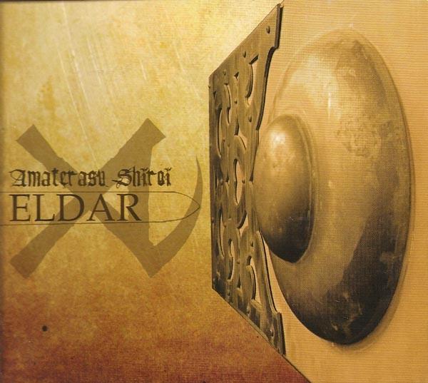 ELDAR - Amaterasu Shiroi CD (+signed)