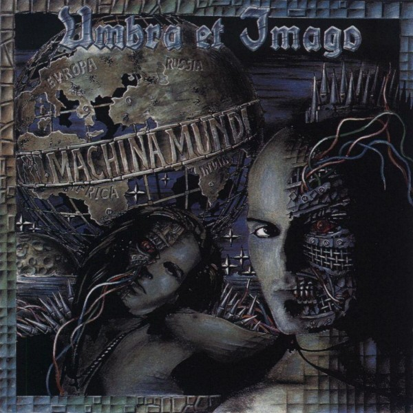 Umbra Et Imago - Machina Mundi CD