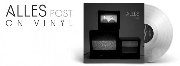 ALLES - Post LP (Lim500)