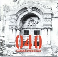 V/A Sampler - 040 Hamburg Strikes Back! CD (1992)