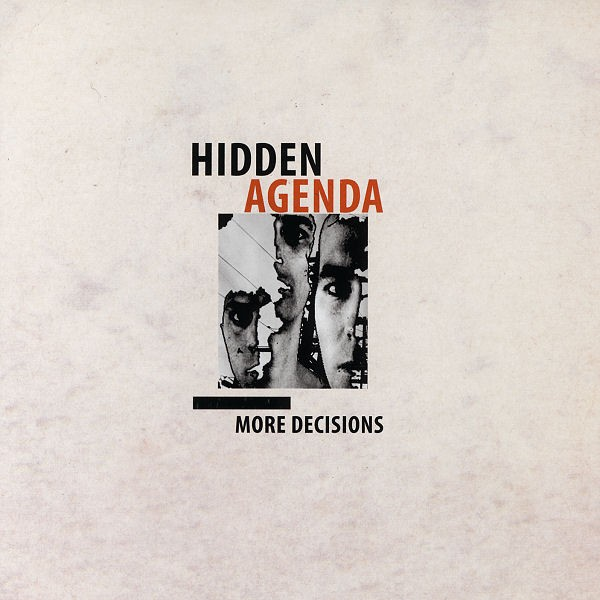 Hidden Agenda - More Decisions CD (2010