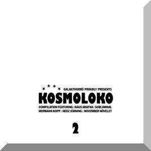 V/A Sampler - Kosmoloko II (Haus Arafna) CD (2012)