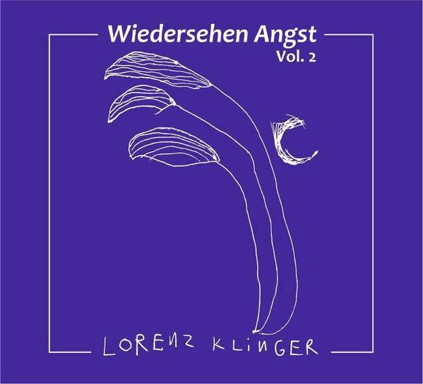 V/A Wiedersehen Angst Vol.2 - Lorenz Klinger CD (Lim500) 2018 Stein, Der Blaue Reiter