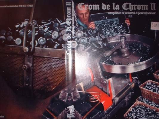V/A Sampler - Chrom De La Chrom Vol.2 CD (2006)