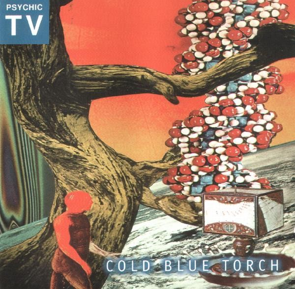 Psychic TV - Cold Blue Torch CD (1996)