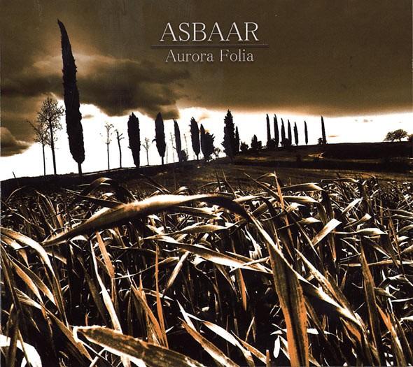 ASBAAR (ELDAR) - Aurora Folia CD (Lim150)