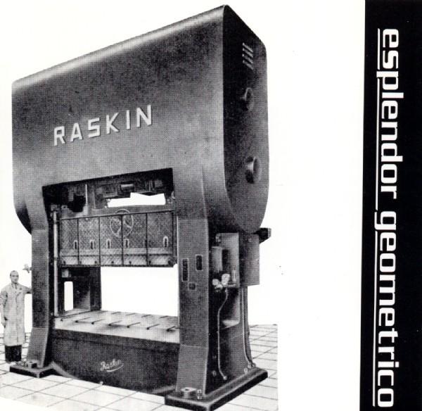 Esplendor Geométrico – 80's Tracks CD (1996)