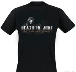 Death in June - We Drive East Shirt