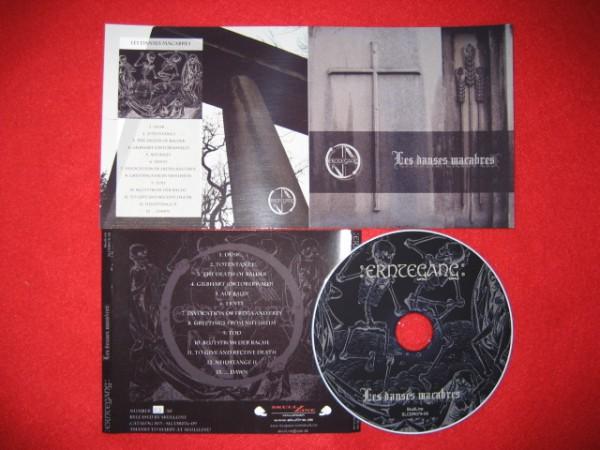 :ERNTEGANG: - Les danses macabres CD (Lim50)