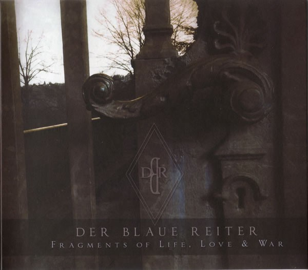 Der Blaue Reiter – Fragments Of Life, Love & War CD