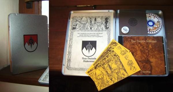 NEUE DEUTSCHE STUBENMUSI - Erstsendung BOX (Lim63)