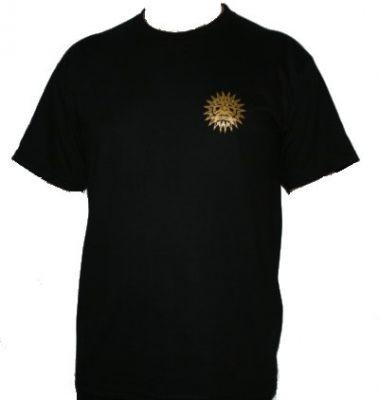 SOL INVICTUS - Golden Sun Shirt
