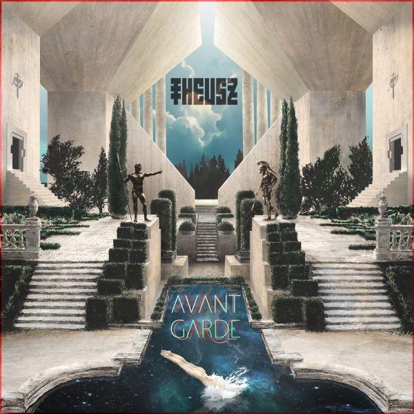 THEUSZ - Avant Garde CDr Debut (Lim88) 2018