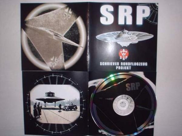 SRP - Schriever Rundflugzeug Projekt CD (Lim500)