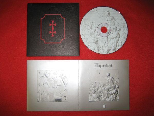 WAPPENBUND - Zeitenwende CD (2nd)