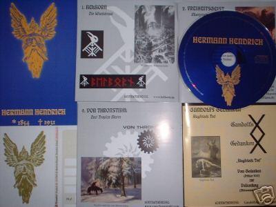V/A Sampler - Hermann Hendrich (Lim1000)