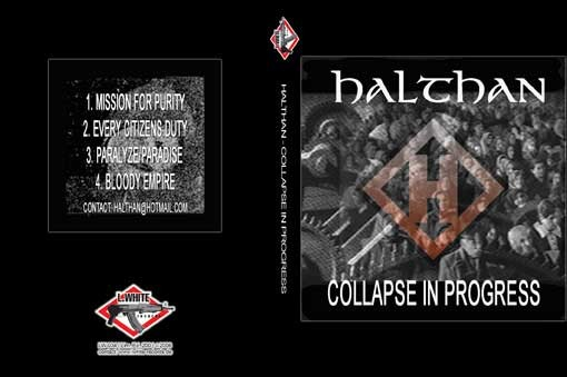 HALTAN - Collapse In Progress (Lim200)