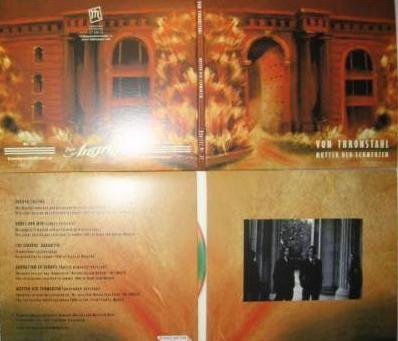Von Thronstahl - Mutter Der Schmerzen CD (Lim350)