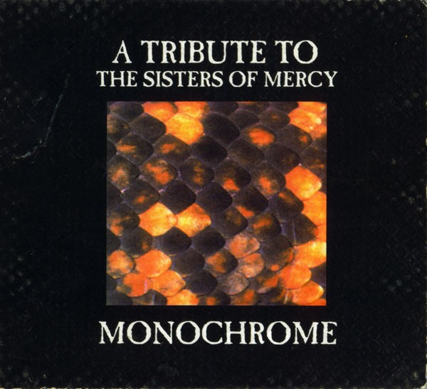 V/A Sampler - A Tribute To The Sisters Of Mercy CD (1995)
