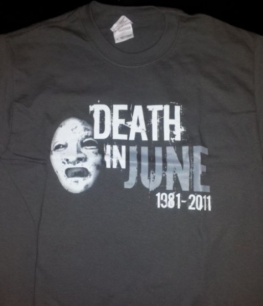 Death in June - 1981 -2011 SHIRT