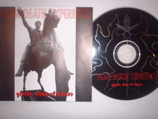Near Death Experience - Gloria Laus Et Honor CD (1995)