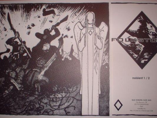 """FOLKSTORM - Noisient 10"""" (Lim600) 2001"""