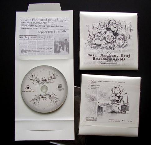 Brandkommando - NUK CD (Lim200)