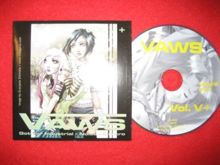 V/A Sampler - VAWS Vol.V+ CD