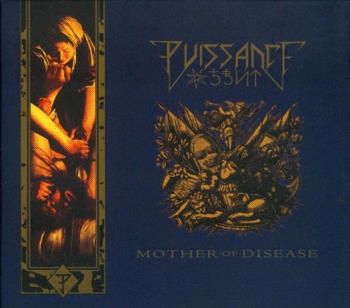 Puissance - Mother Of Disease CD (2008)