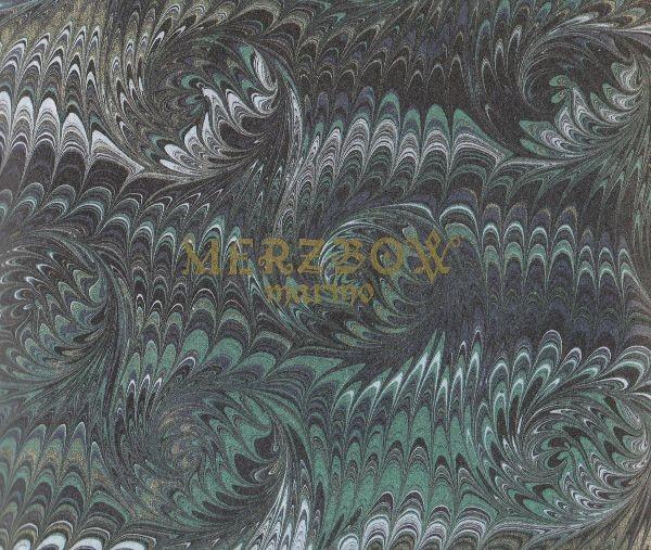 Merzbow - Marmo CD