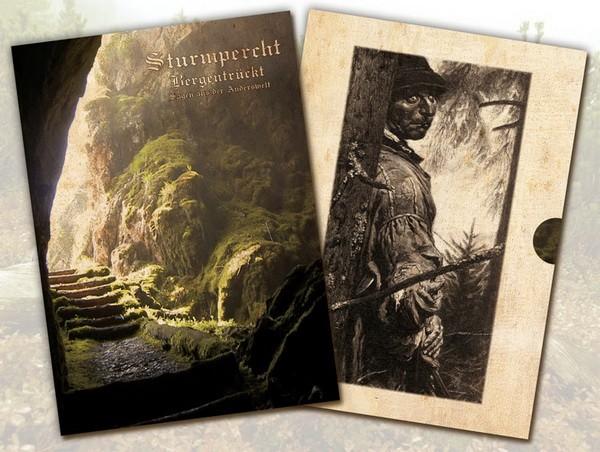 STURMPERCHT - Bergentrückt CD (Lim500)