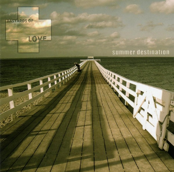 Bastards Of Love – Summer Destination EP CD (Debut)